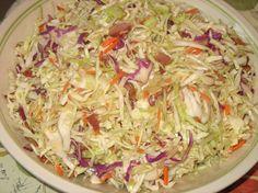 Hot Bacon - Cabbage Slaw Recipe - Genius Kitchensparklesparkle
