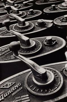 Tramway Handles by Boris Ignatovich  1930s
