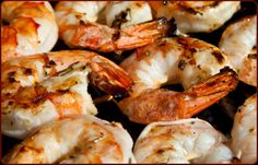 Traeger Grill Recipes - Grilled Shrimp Cocktail.  Loved this.  Fun to make own Cocktail sauce.  Marinated in Daddy Hinkles for about 1.2 hour and then sprinkled with Penzy's forward seasoning.  Used large unpeeled shrimp.  Do again soon!