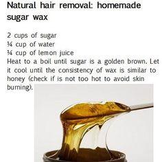 sugar-wax-recipe