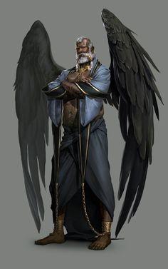 Nuadha from Mabinogi II: Arena