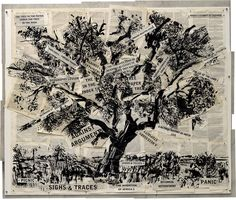 Sighs and Traces, William Kentridge