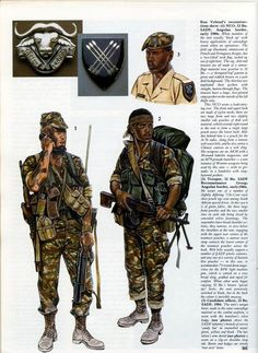 Info in research - special forces RSA  Image belongs to:  http://www.onesixthwarriors.com/forum/attention-detail-1-1-talk/31115-rhodesia-south-africa-special-forces.html: