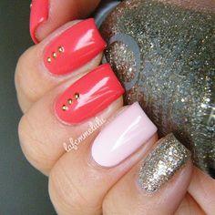 Instagram media by lafemmelulu #nail #nails #nailart