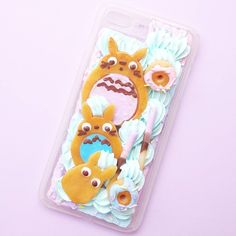 "187 Likes, 3 Comments - Mowgen Decoden Shop (@mow.gen) on Instagram: ""A sample of what these Totoro cases with look like. It's for an iPhone 7 plus.  I will post this…"""