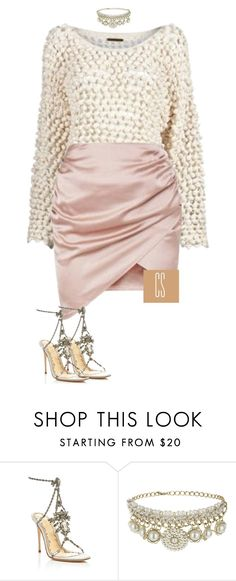 """""""Untitled #1112"""" by vladacatalleyag ❤ liked on Polyvore featuring Vita, Marchesa and Topshop"""