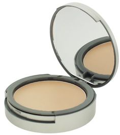 Skin Tint Cream-to-Powder   by Mirabella    Luxurious, light coverage mineral-based foundation. Use sponge or brush to smooth it on and watch it transform into a beautiful, translucent, silky finish. Available in 14 shades guaranteed to work for women of all color. Talc-free; Paraben-free; Lead-free.