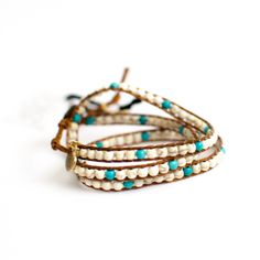 Beaded Bracelet Relieving Heat And Sunstroke Fashion Jewelry