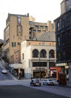 Glasgow Architecture, Present Day, Photographs, Photos, Scotland, Street View, Colour, History, City