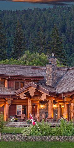 Timber Kings HGTV Pioneer Log Homes