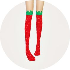 Marigold : Over knee socks collection various version unisex.