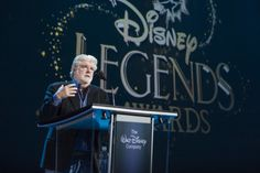 PHOTOS: A Look Back at the D23 Expo 2015 Disney Legends Awards
