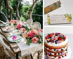 A boho garden bridal shower is trend we're absolutely loving. It's a fresh and modern take on bohemian style. With vibrant colors and floral patterns...