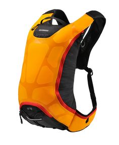 Products we like / Backpack / Shimano / Yellow / Sport Goods / at leManoosh