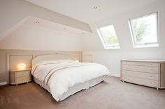 Wimbledon Loft Conversion : Lighting by A1 Lofts and Extension