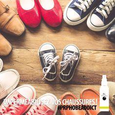 """06a477861b6 Pr. Phobe on Instagram  """"Toutes les chaussures de la famille peuvent être  protégées"""