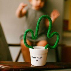 Mini Cactus Lindo e decorativo - Para mamãe achei. - Mamãe Achei Mais