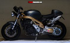 Triumph Speed Triple 955 Special