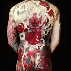 The Tattoo Art Of Shige Yellowblaze