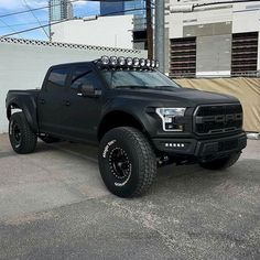 Blacked Out Ford Raptor Cool Cars Ford Trucks Ford Raptor Trucks