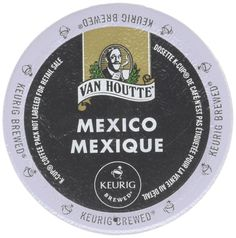 VAN HOUTTE MEXICO COFFEE - 96 K CUPS *** Awesome product. Click the image : K Cups