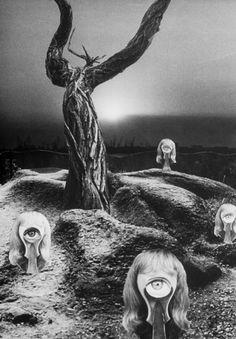Zofia Rydet-Phantoms, The World of Feelings and Imagination, 1979.