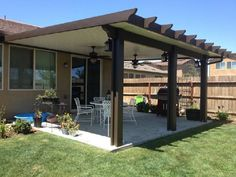 Lovely Patio Covers