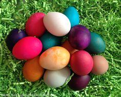 Easy-to-Peel Fresh Hard-Boiled Eggs - Photo by Rachel Hurd Anger (UrbanFarmOnline.com)