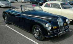 1947 Bristol 400 Farina convertible