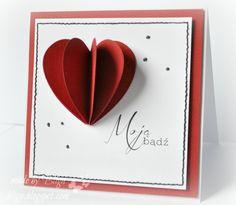 valentine's CAS card