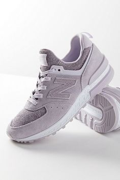 hot sale online 0cbbe 5df80 Slide View  2  New Balance 574 Sport Heathered Sneaker