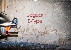 Calvendo GOLD Edition!!!  Jaguar E-Type 2016 - CALVENDO Kalender von Petra Sagnak