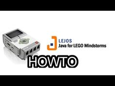 HOWTO Install leJOS 0.8.1 on Mindstorms EV3 - YouTube
