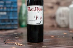 2012 Balboa Constrictor  balboawinery.com