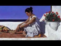 Danielle Licari - Nostalgia and Gabriel Picart - paintings - YouTube