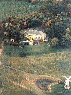 Accoring to the article written in the Star Tribune, about Prince owing taxes, he owns a total of 12 properties in Chanhassen. I think it's common knowledge ...