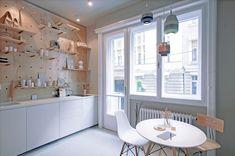 casa del caso: sweet minimalism a Budapest
