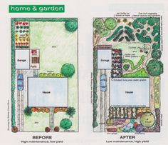 Urban Permaculture Plan