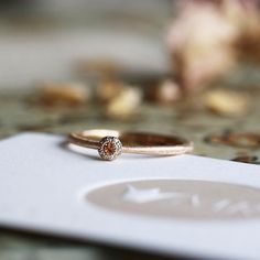 bespoke engagement ring by Michaela Roemer  #MichaelaRoemer #engagementrings