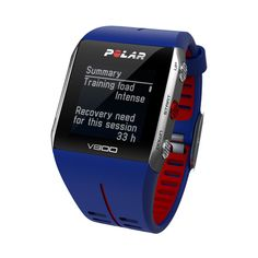 Polar V800 Multisport Training Computer~  My newest watch I cannot live without!  Its pricey but worth it!!!