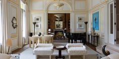 Bryan O'Sullivan Has Revived a Paris Mansion's Old Majesty - 1stdibs Introspective