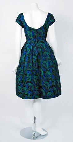 1950's Michael Novarese Blue