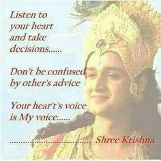 New Quotes Life Thankful God Is Ideas Krishna Leela, Jai Shree Krishna, Krishna Radha, Hare Krishna, Krishna Flute, Hanuman, New Quotes, Quotes About God, Life Quotes