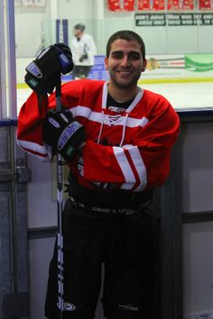 Chicago Gay Hockey Association - Anthony Alfano #24 - Nickname: Baby  Position: Center  Orientation: Gay Male - See more: http://chicagogayhockey.org/players/profiles/
