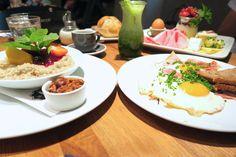 Frühstück im Ulrich - giveherglitter Eat, Breakfast, Food, Stand Up, Treats, Food Dinners, Food Food, Simple, Morning Coffee
