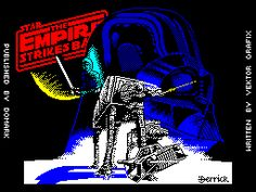 The Empire Strikes Back (Domark - 1988): A 'Crash Smash' for this excellent conversion of the arcade game.