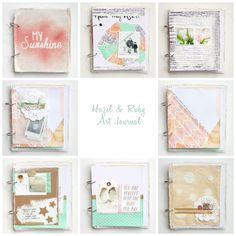 stephanie makes: Hazel & Ruby / Michaels Arts & Crafts Reveal Party and Blog Hop