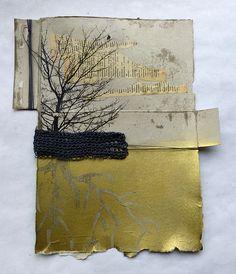 in between (10) | altered cardboard dazwischen (10) - veränd… | Flickr