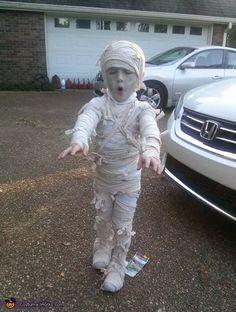 Mummy DIY