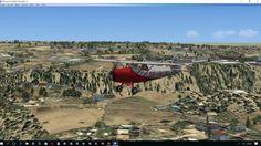 RWD 10 over Victoria Falls FSX